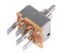 Electric component Blower motor switch 12 VOLTS 3 VITESSES