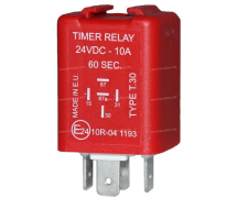 Electric component Relay TEMPO 24V PREREG 60 ON