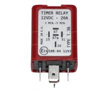 Composant électrique Relais TEMPO 12V PREREG 60 ON/300OFF