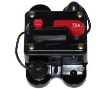 Composant électrique Coupe circuit DISJONCTEUR REARMABLE 50A-24V