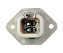 Composant électrique Connecteur DEUTSCH Receptacle AVEC FLASQUE DTP04 4P-L012
