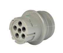 Composant électrique Connecteur DEUTSCH Connecteur 6 VOIES HD10-6-12P