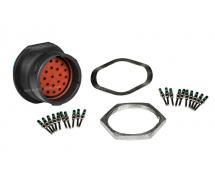 Composant électrique Connecteur DEUTSCH Kit 23 VOIES HDP24-24-23PE