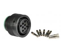 Composant électrique Connecteur DEUTSCH Kit 8 VOIES HDP26-18-8SE