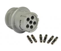 Composant électrique Connecteur DEUTSCH Kit 6 VOIES HD10-6-12P