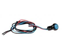 Composant électrique Interrupteur ROND BLEU + ECROU
