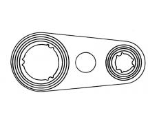 Hose and Gaskets Gaskets Standard JOINT POUR BRIDE