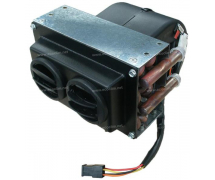 Exchanger HEGOA heating system Diffuser HEGOA 2 - Sortie à droite -12V