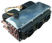 Exchanger HEGOA heating system Diffuser HEGOA 3 - 24V