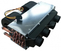 Exchanger HEGOA heating system Casing HEGOA 3 - 12V