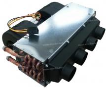 Exchanger HEGOA heating system Casing HEGOA 3 - 24V