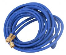 Outillage et consommable Flexible de charge 6m BLEU 1/4-1/4 BP