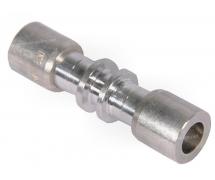Raccord De réparation de ligne rigide Raccord DROIT ALU 8 mm