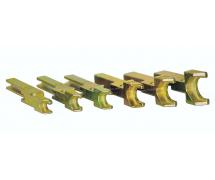 Raccord De réparation de ligne rigide Machoire UNITAIRE 8 mm MAXI