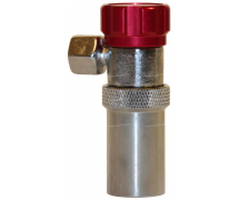 Tools and consumable Load valve PROLONGATEUR R134a