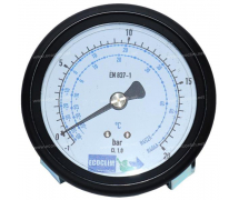Station Spare parts for filling stations Manometer BP 80MM -1/15B R404A R452A