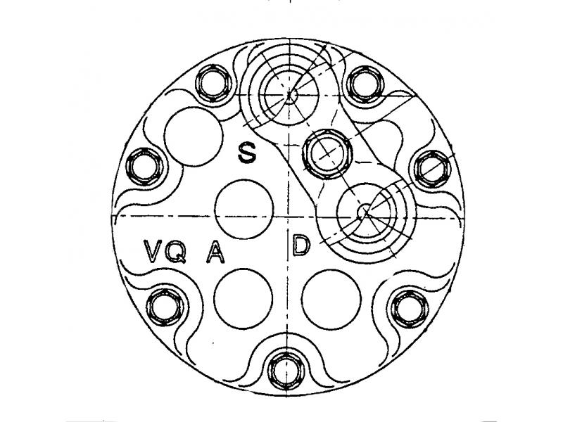 Compresseur Sanden Variable SD7V16 TYPE : SD7V16 | 6453FE - 6453GA - 6453L5 - 6453TK - 9613260680 | 1.1080 - 1106 - 1172 - 1201860 - 1227 - 40450049 - 575992 - 699519 - 699736 - 7402099 - C8807301A - CP07001 - TSP0155031 - TSP0155031M