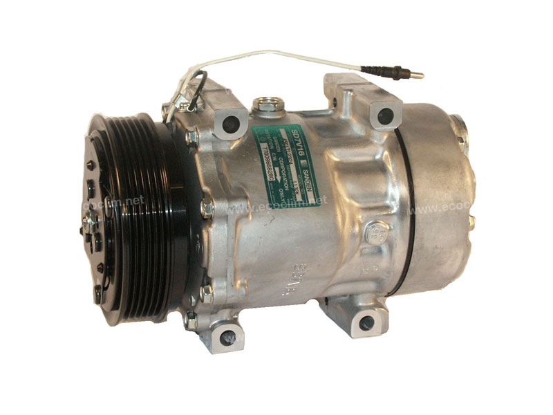 Compressor Sanden Variable SD7V16 TYPE : SD7V16