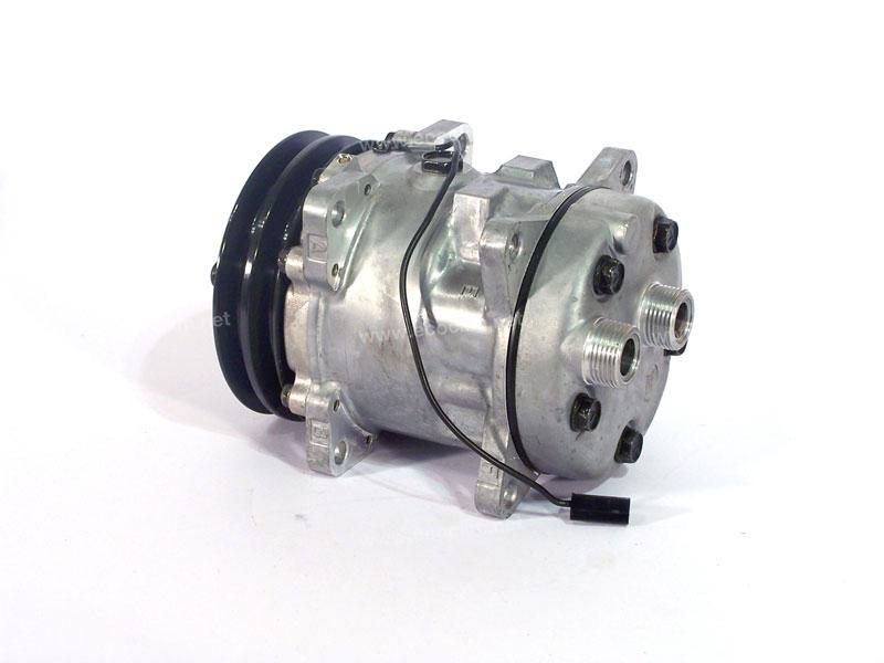 Compresseur Sanden Fixe R134a SD5H09 TYPE : SD5H09 |  | 5081 - 5601