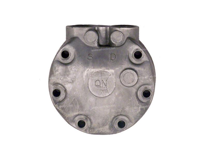 Compresseur Pièces détachées compresseurs Culasse SANDEN (KN) |  | 1203017