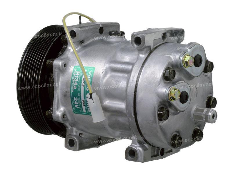 Compressor Sanden Fix R134a SD7H15 - 200B89 - Air