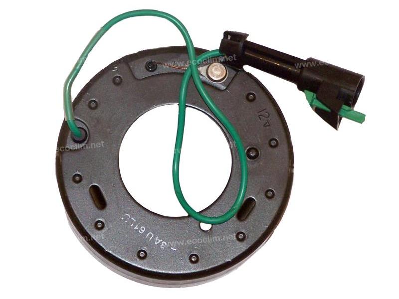 Compresseur Pièces détachées compresseurs Bobine Sanden SANDEN 12V SD7H15 SD709 | 3903262M91 | 0542_6040 - 1204012