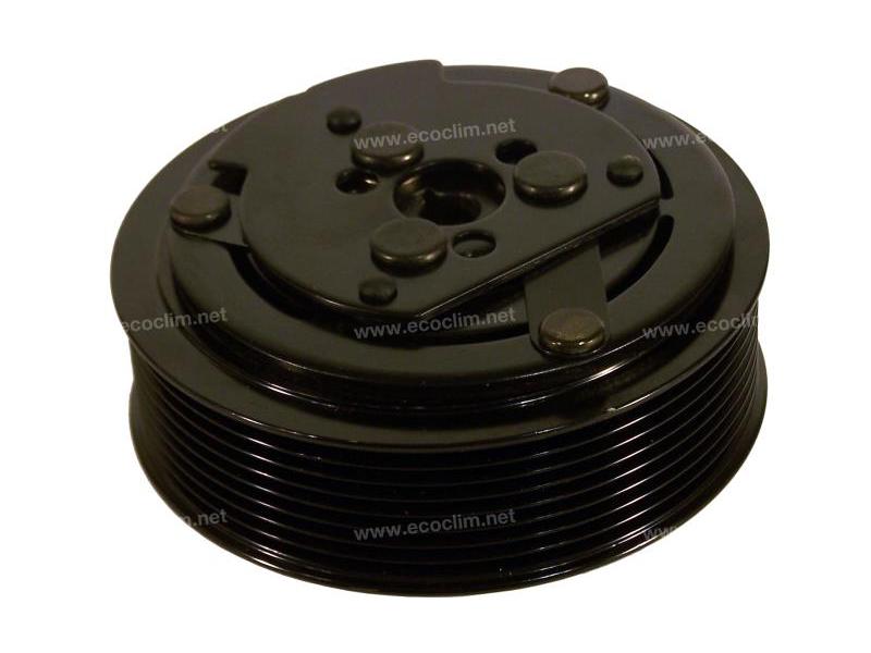 Compresseur Pièces détachées compresseurs Embrayage Sanden SANDEN SD7H15 SD7H13 | 82008828 - 84015369 - 84045066 | 0544_6310 - 0544_6311 - 0544_6312 - 1202064 - SF30