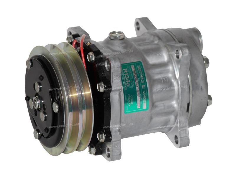 Compressor Sanden Fix R134a SD7H13 - 200F66 - Air