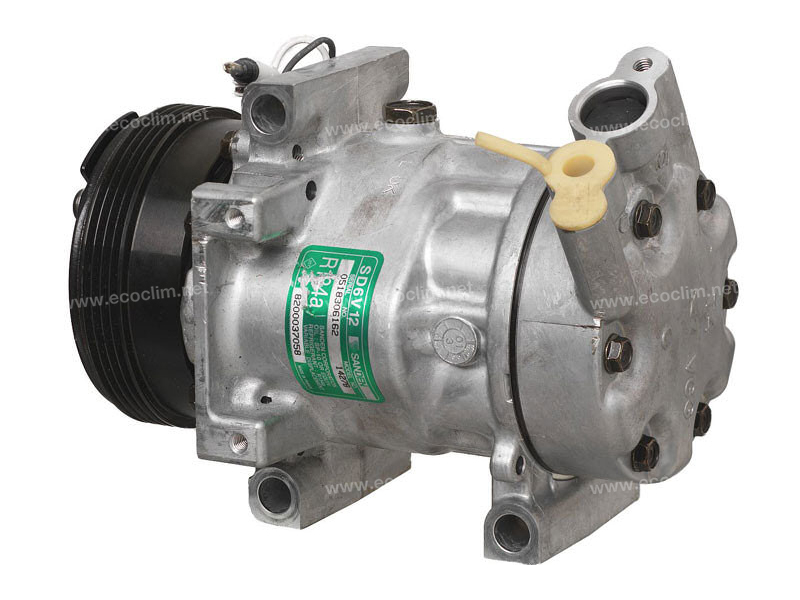 Compressor Sanden Variable SD6V12 TYPE : SD6V12