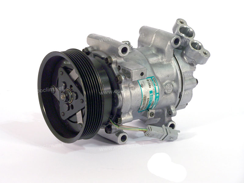 Compressor Sanden Variable SD6V12 TYPE : SD6V12