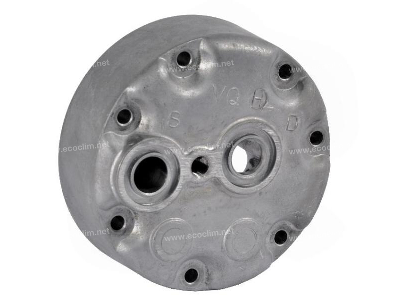 Compressor Compressor spare parts Cylinder head SANDEN (VQH)