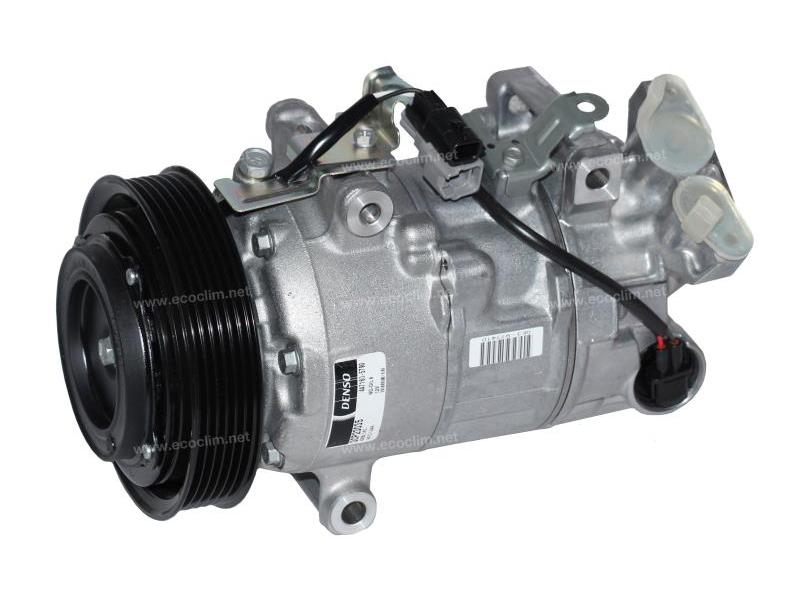 Compressor Denso Complete TYPE : 6SBL14C