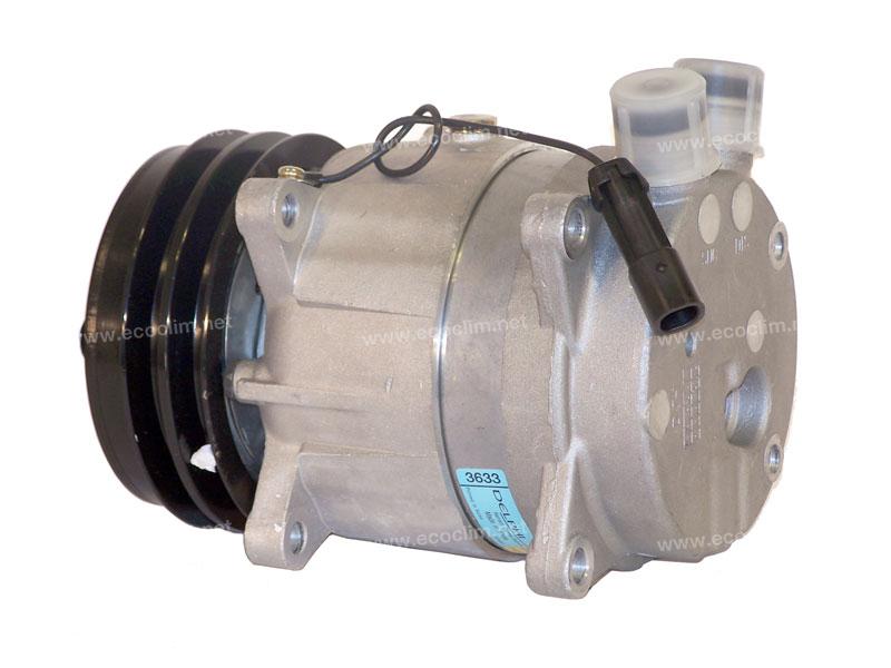 Compressor Delphi (harrison) - spare parts catalogue for