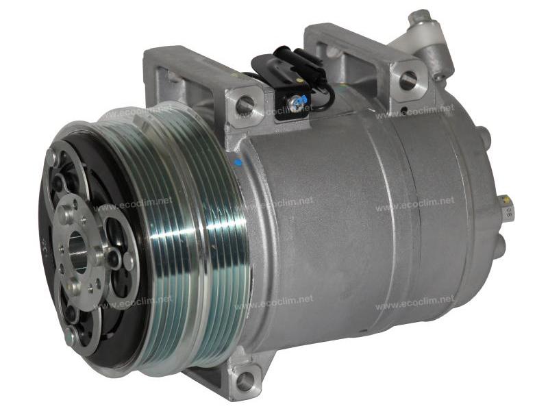 Compressor Visteon Complete compressor TYPE : DKS15D