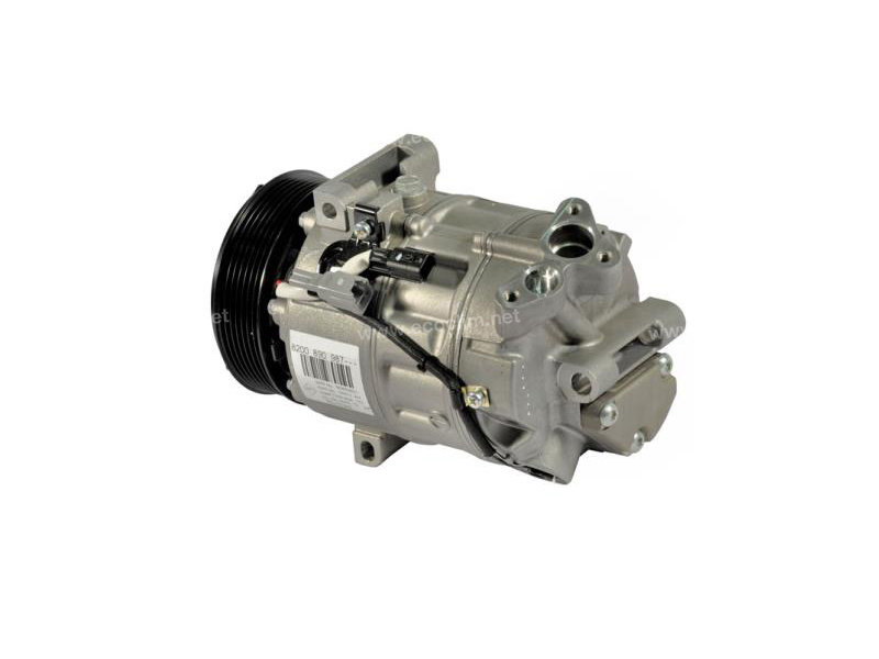 Compressor Seltec Valeo Compressor TYPE : DCS17