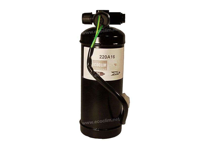 Filtre déshydrateur Déshydrateur standard  Avec pressostat binary