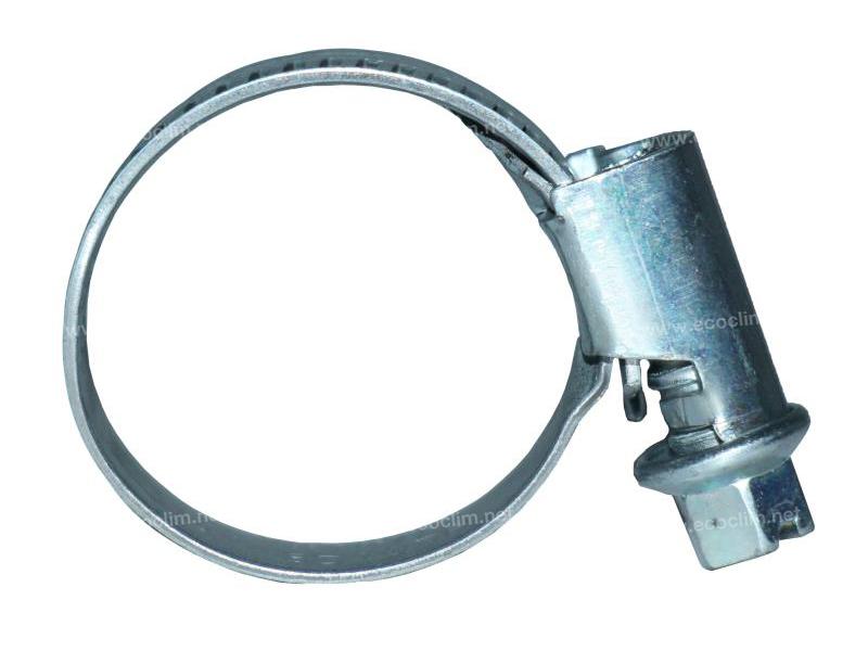 Flexible et joint Collier  Collier de serrage à vis 17-25
