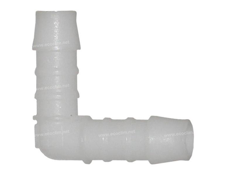 Flexible et joint Condensat Accessoire pour tuyau Coude 90° 10mm