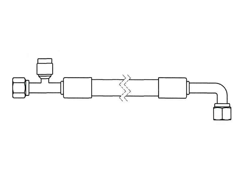 Flexible et joint Flexible origine OEM Module 8