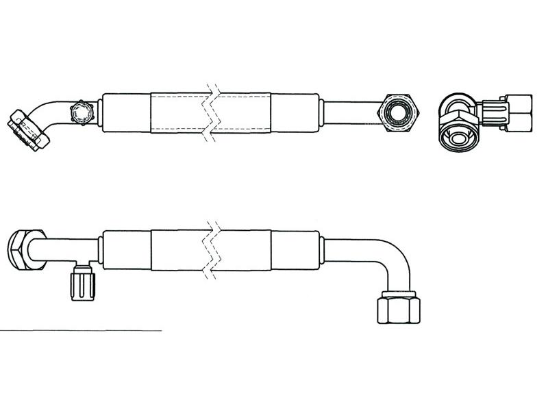 Flexible et joint Flexible origine OEM Module 10