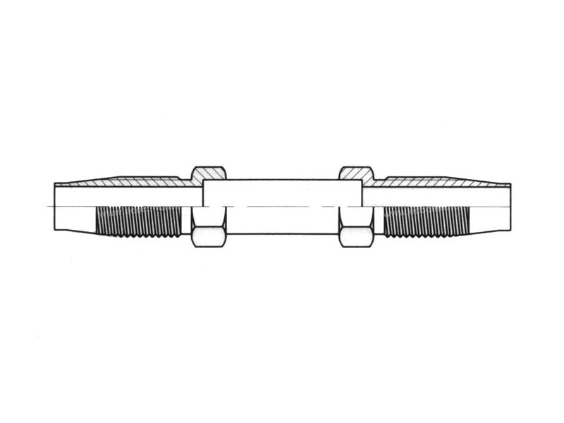 Fitting Reusable Sleeve MANCHON