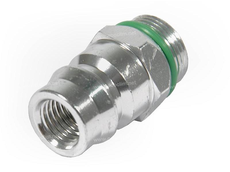 Outillage et consommable Bouchon et valve Valve EN ALU R134a HAUTE M15-1