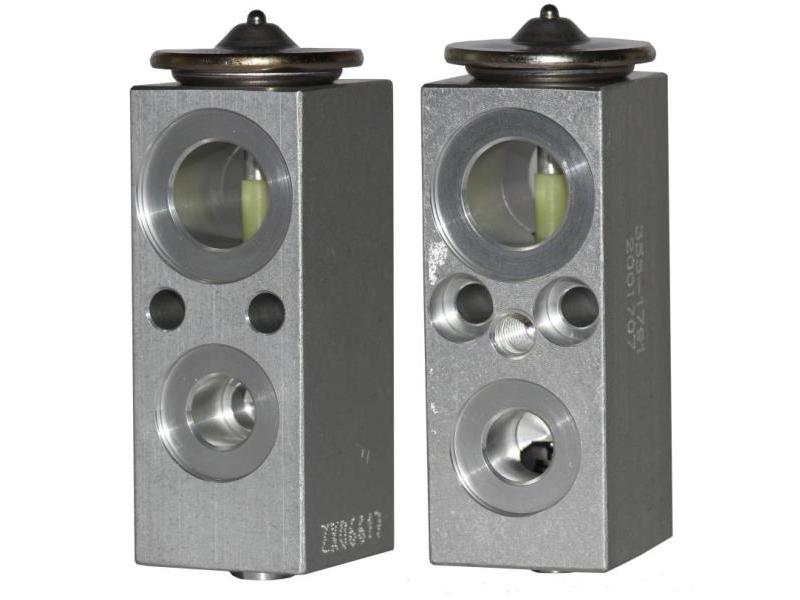Expansion valve Blok
