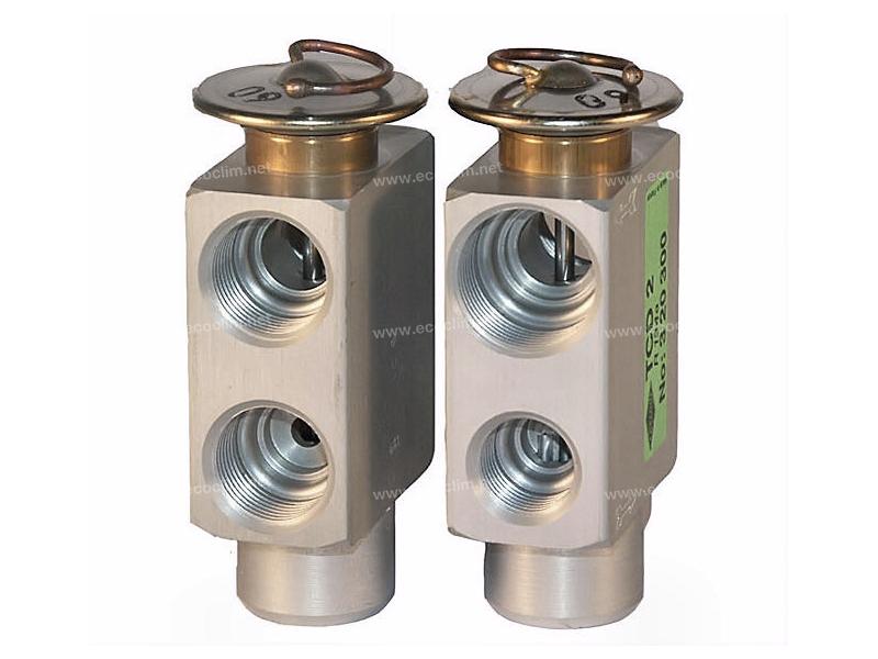 Expansion valve OEM A VISSER
