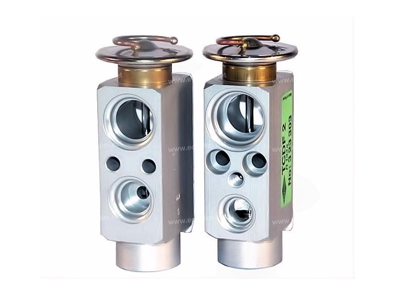 Expansion valve Blok A BRIDE