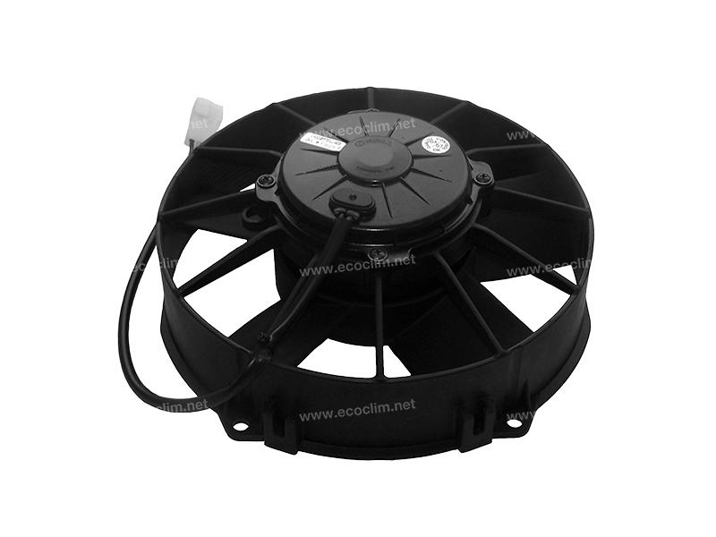 Ventilateur Soufflant 24V SPAL Epaisseur max : E = 95