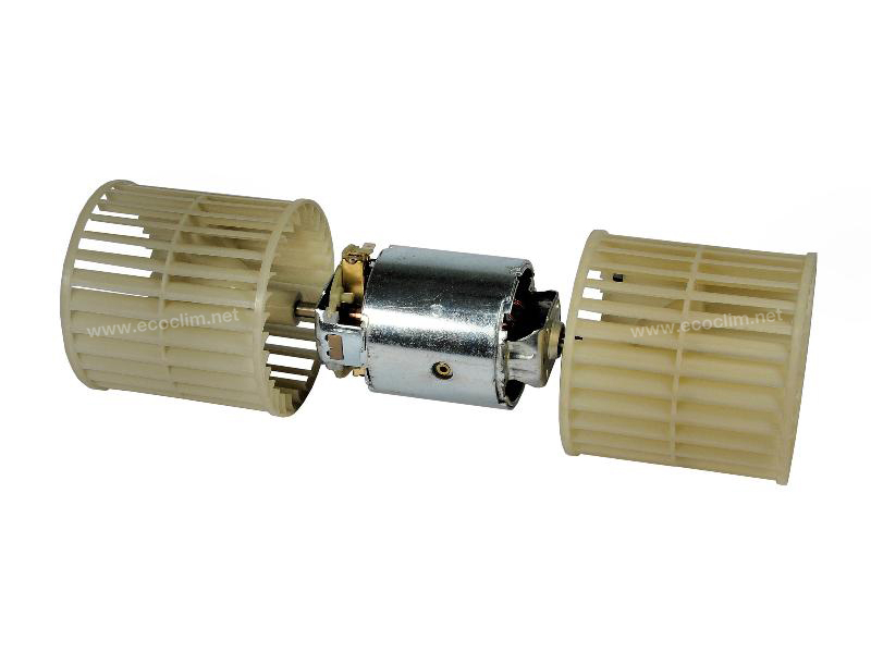 Diffusion d'air Soufflerie double turbine 12V 1 VITESSE