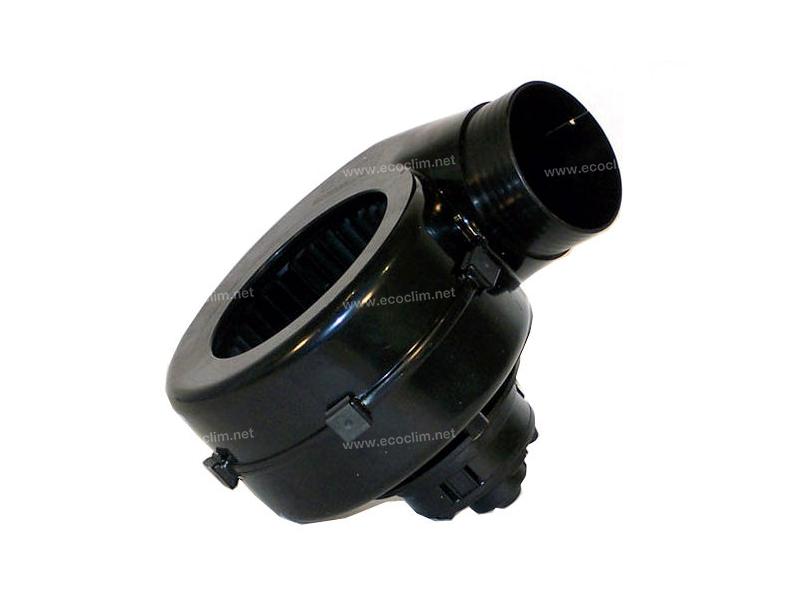 Diffusion d'air Soufflerie Monoturbine 12V SPAL 1 VITESSES