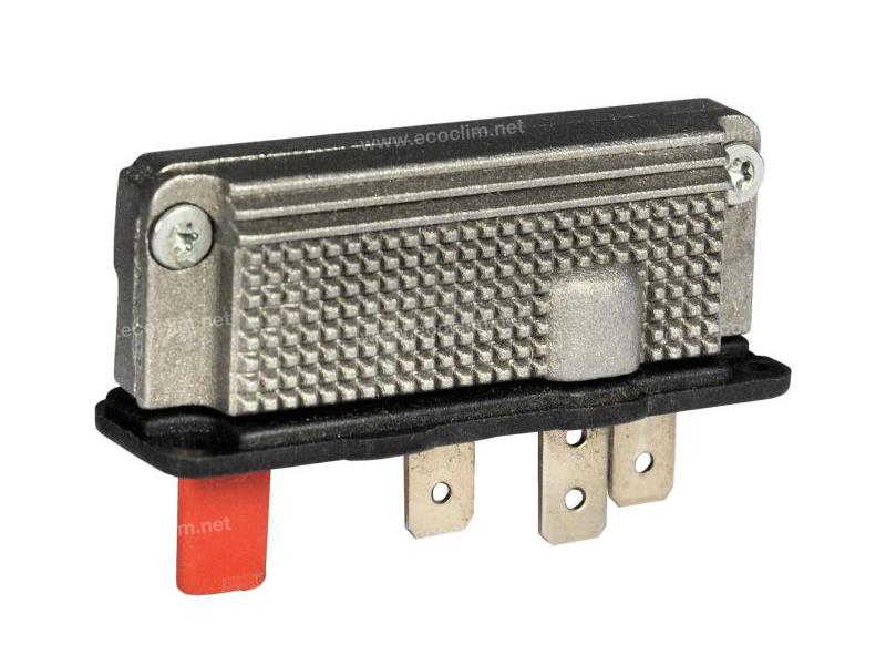 Composant électrique Résistance SPAL RESISTANCE 12V 3 VITESSES