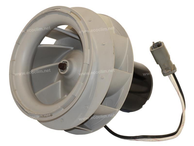 Diffusion d'air Soufflerie double turbine 12V SOUFFLERIE 12V